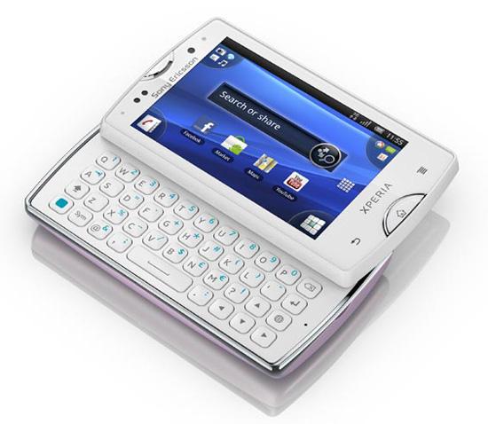 Nauji mobilieji telefonai